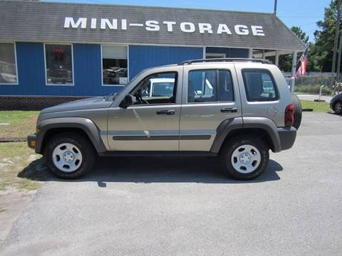 2007 Jeep Liberty for sale in Wilmington, NC