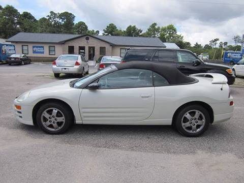 2004 Mitsubishi Eclipse Spyder for sale in Wilmington, NC