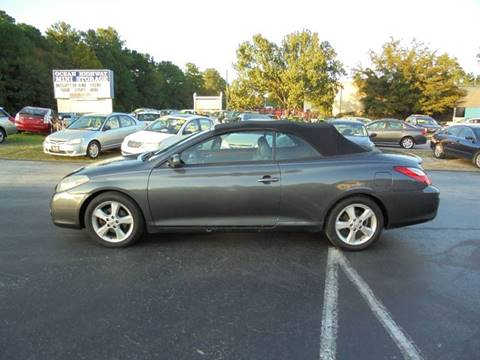 2007 Toyota Camry Solara for sale in Wilmington, NC