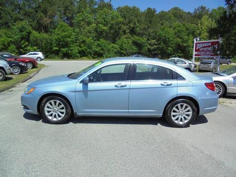 2014 Chrysler 200 $6,500
