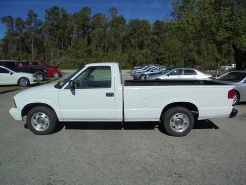 2002 GMC Sonoma for sale in Wilmington, NC