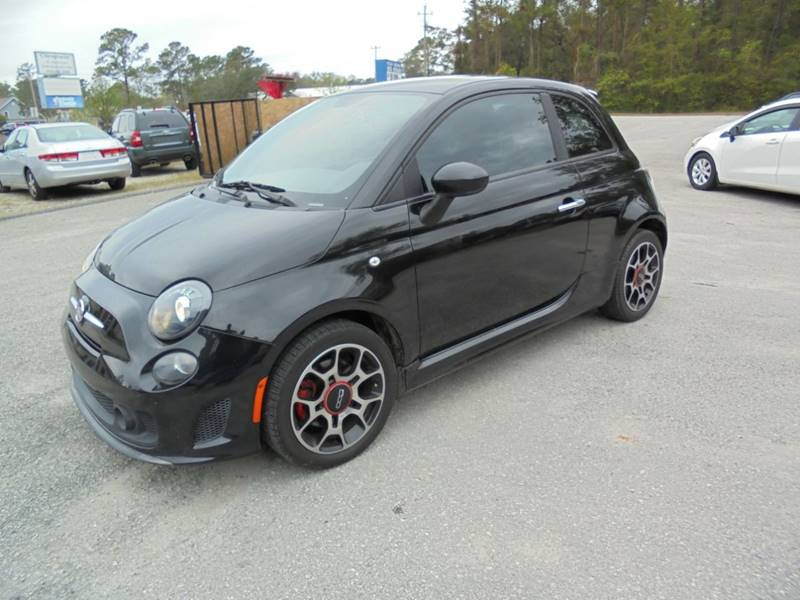 2013 fiat 500 turbo 2dr hatchback in wilmington nc - johnson