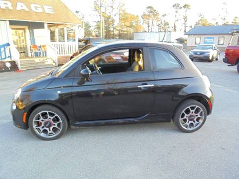 f043534cecd Used FIAT 500 For Sale in Wilmington