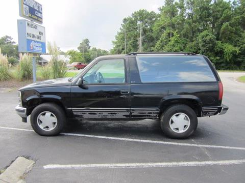 1994 GMC Yukon for sale in Wilmington, NC