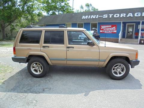 2000 Jeep Cherokee for sale in Wilmington, NC
