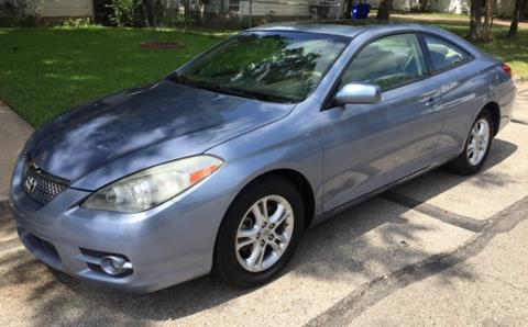 2008 Toyota Camry Solara for sale at AARONS AUTOS in Temple TX