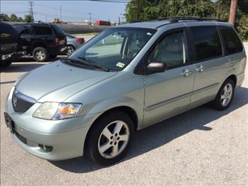 2003 Mazda MPV for sale at AARONS AUTOS in Temple TX