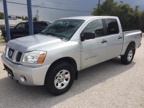 2007 Nissan Titan for sale at AARONS AUTOS in Temple TX