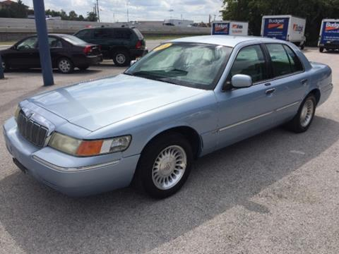 2001 Mercury Grand Marquis for sale at AARONS AUTOS in Temple TX