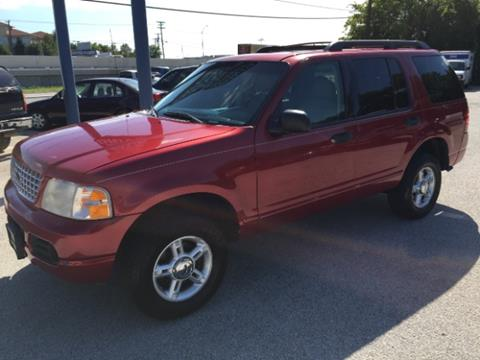 2005 Ford Explorer for sale at AARONS AUTOS in Temple TX