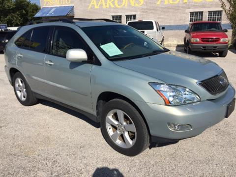 2007 Lexus RX 350 for sale at AARONS AUTOS in Temple TX