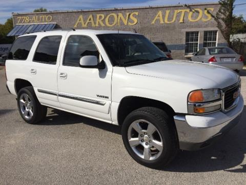 2006 GMC Yukon for sale at AARONS AUTOS in Temple TX