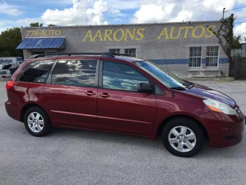 2007 Toyota Sienna for sale at AARONS AUTOS in Temple TX
