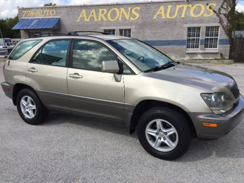 2000 Lexus RX 300 for sale at AARONS AUTOS in Temple TX