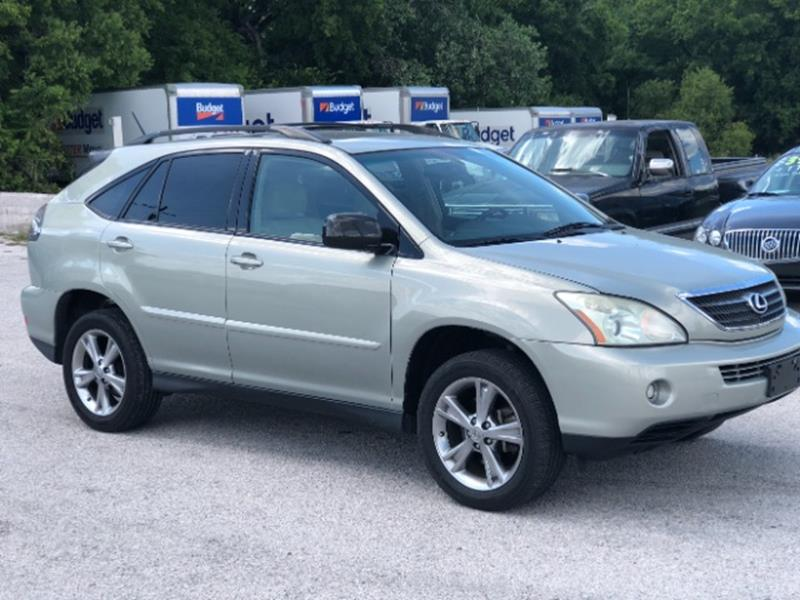 2006 Lexus RX 400h For Sale At AARONS AUTOS In Temple TX
