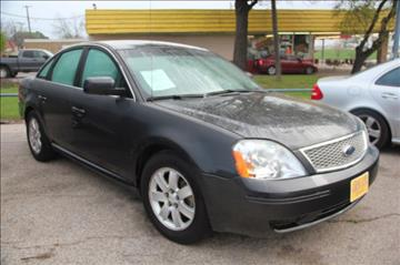 2007 Ford Five Hundred for sale in Temple, TX