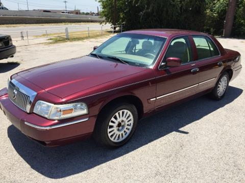 2008 Mercury Grand Marquis for sale at AARONS AUTOS in Temple TX