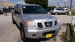 2007 Nissan Titan