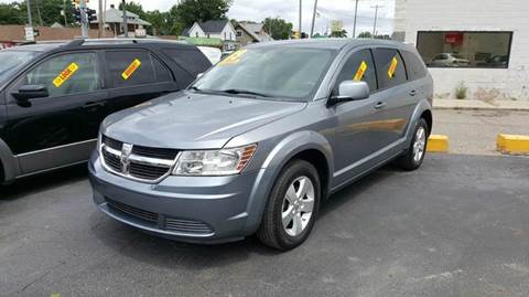 2009 Dodge Journey for sale at New Clinton Auto Sales in Clinton Township MI