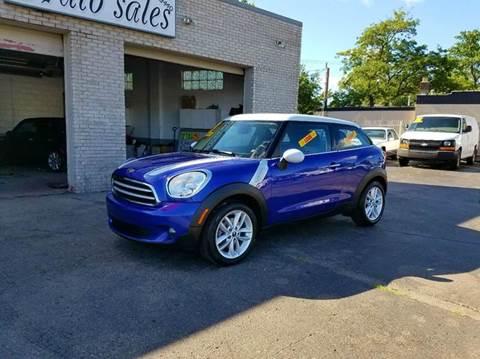 2013 MINI Paceman for sale at New Clinton Auto Sales in Clinton Township MI