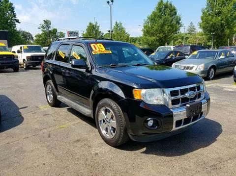 2009 Ford Escape for sale at New Clinton Auto Sales in Clinton Township MI