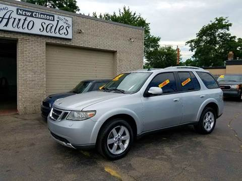 2009 Saab 9-7X for sale at New Clinton Auto Sales in Clinton Township MI
