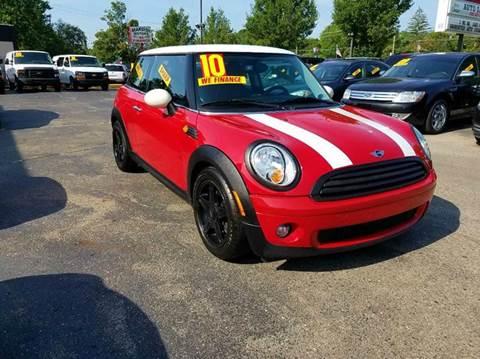 2010 MINI Cooper for sale at New Clinton Auto Sales in Clinton Township MI