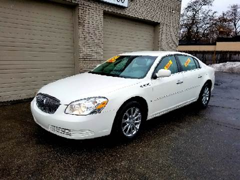 2009 Buick Lucerne for sale at New Clinton Auto Sales in Clinton Township MI