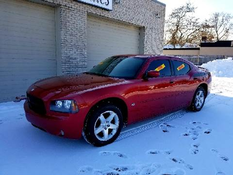 2010 Dodge Charger for sale at New Clinton Auto Sales in Clinton Township MI
