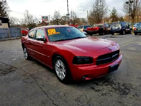 2008 Dodge Charger for sale at New Clinton Auto Sales in Clinton Township MI