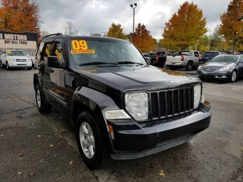 2009 Jeep Liberty for sale in Clinton Township, MI