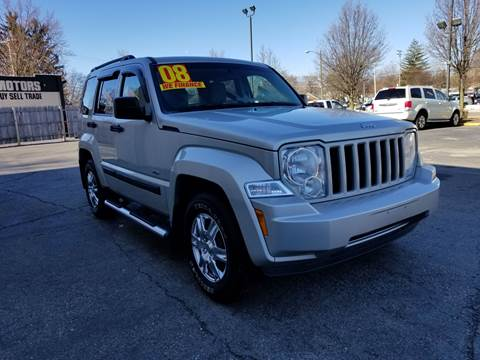 2008 Jeep Liberty for sale in Clinton Township, MI