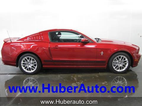 2013 Ford Mustang for sale in Ephrata, PA