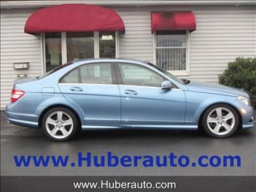 2010 Mercedes-Benz C-Class for sale in Ephrata, PA
