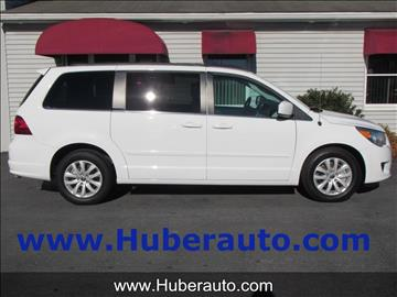 2014 Volkswagen Routan for sale in Ephrata, PA