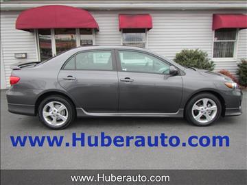 2011 Toyota Corolla for sale in Ephrata, PA