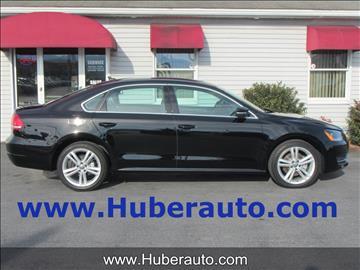 2014 Volkswagen Passat for sale in Ephrata, PA