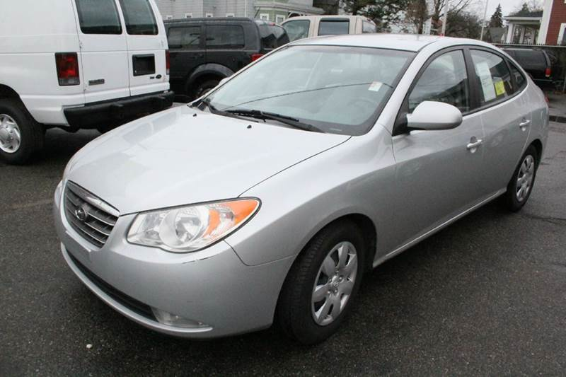 2008 Hyundai Elantra for sale at Beacon Auto Sales Inc in Worcester MA
