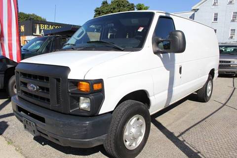 2009 Ford E-Series Cargo for sale in Worcester, MA