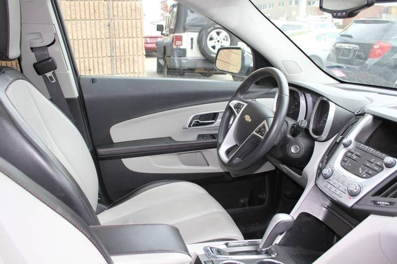 2015 Chevrolet Equinox AWD LTZ 4dr SUV In Worcester MA