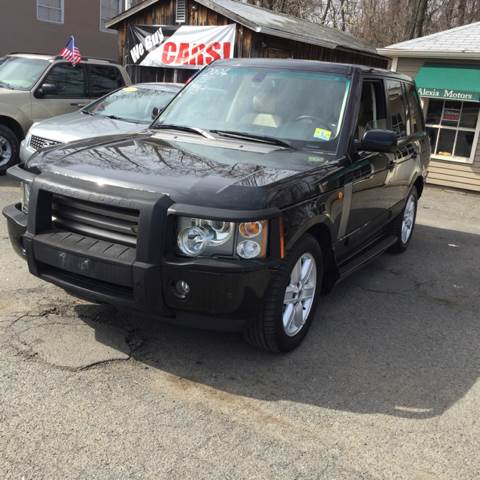 2004 Land Rover Range Rover for sale in Mahwah, NJ