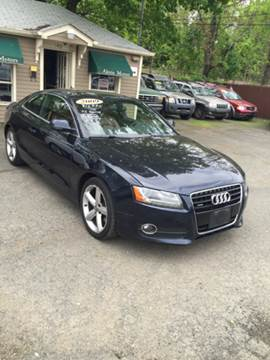 2009 Audi A5 for sale in Mahwah, NJ