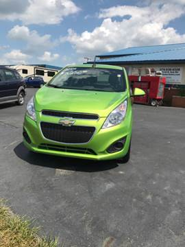 2014 Chevrolet Spark for sale in Plymouth, IN