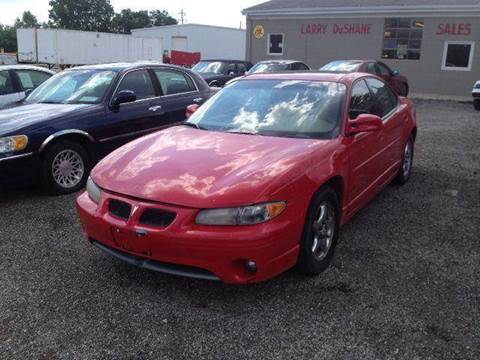 1997 Pontiac Grand Prix for sale in Tecumseh, MI
