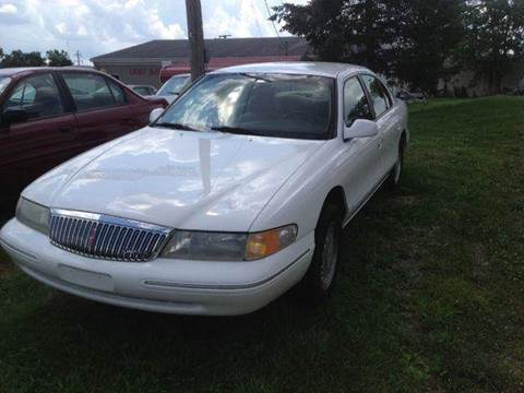 1995 Lincoln Continental for sale in Tecumseh, MI