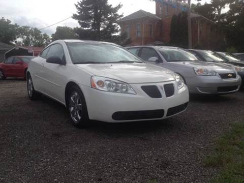 2006 Pontiac G6 for sale in Tecumseh, MI