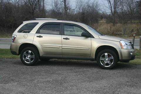 2008 Chevrolet Equinox for sale in Tecumseh, MI