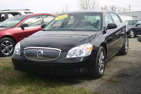 2008 Buick Lucerne for sale in Tecumseh, MI