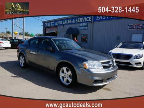 2013 Dodge Avenger for sale in Marrero, LA