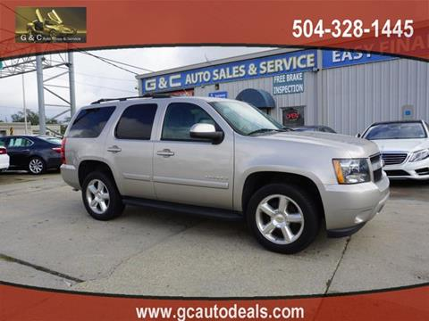 2009 Chevrolet Tahoe for sale in Marrero, LA